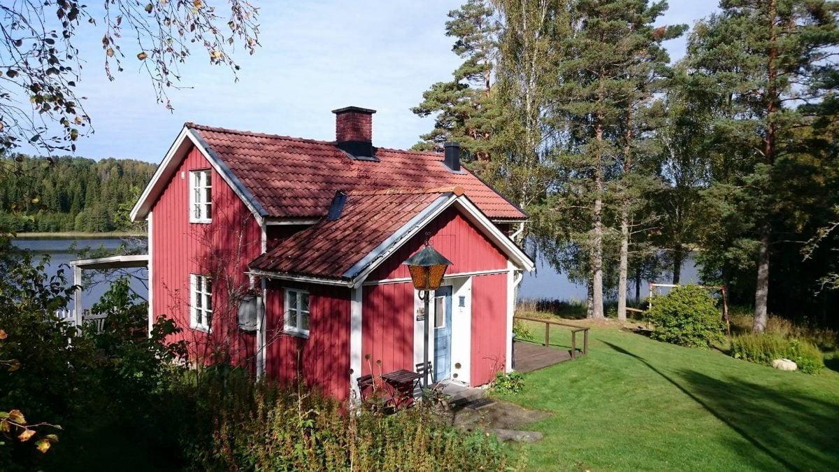 Hyra semsterhus 2017 - Dalslandstuga