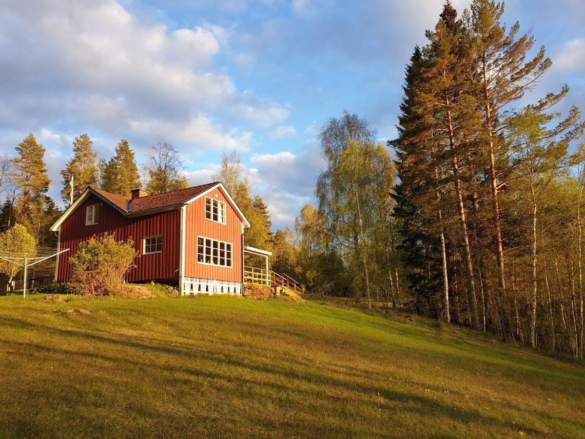 Holiday in Dalsland, Sweden